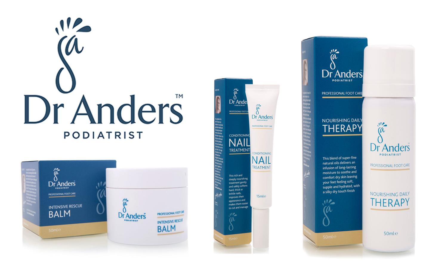 foot treatment products